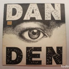 Discos de vinilo: LP JUAN CARLOS Y EL DAN DEN, SIEMPRE HAY UN OJO QUE TE VE, CUBA, 1990. Lote 258780780