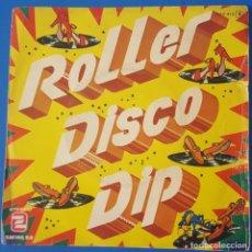 Discos de vinilo: SINGLE / LAURA LEE MANN - ROLLER DISCO DIP, 1980. Lote 258789425