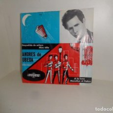 Disques de vinyle: ANDRES DE UBEDA - DESPEDIDA DE SOLTERO - EP - DISPONGO DE MAS VINILOS. Lote 258874620