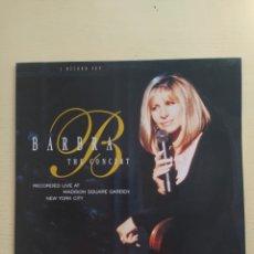 Discos de vinilo: DOBLE LP BARBRA STREISAND. Lote 258882310