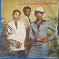 Discos de vinilo: SINGLE / RITZ - LOCOMOCION, 1979. Lote 258923695