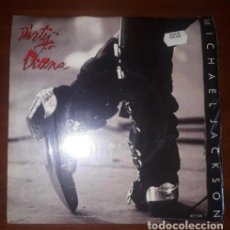 Discos de vinilo: MICHAEL JACKSON -DIRTY DIANA SINGLE CON FIGURA DE CARTON-UK-SEALED-PRECINTADO. Lote 258932030