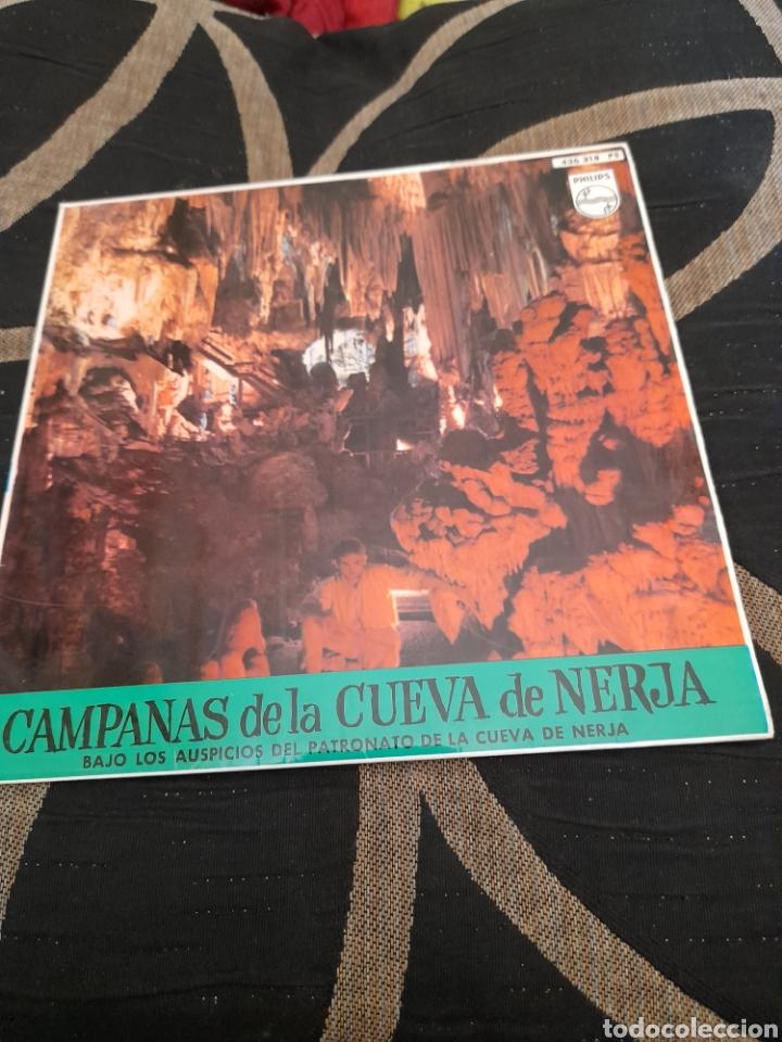 CAMPANAS DE LA CUEVA DE NEJAR ROCÍO DURANTE Y ARTURO PAVON (Música - Discos de Vinilo - Maxi Singles - Flamenco, Canción española y Cuplé)