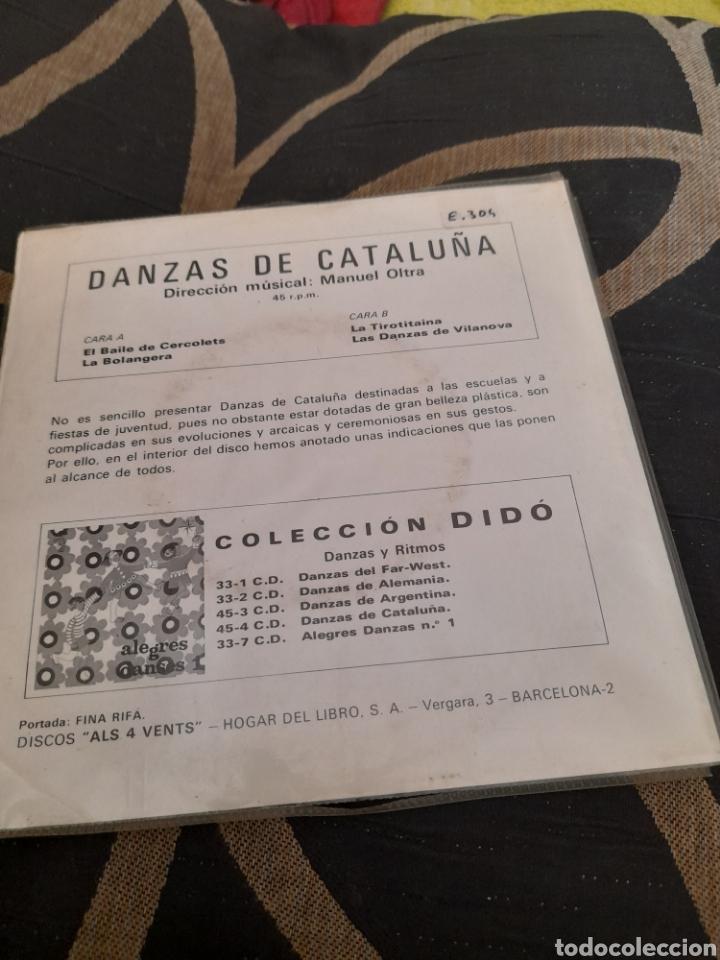Discos de vinilo: Danzas de Cataluña, vinilo - Foto 2 - 258962930