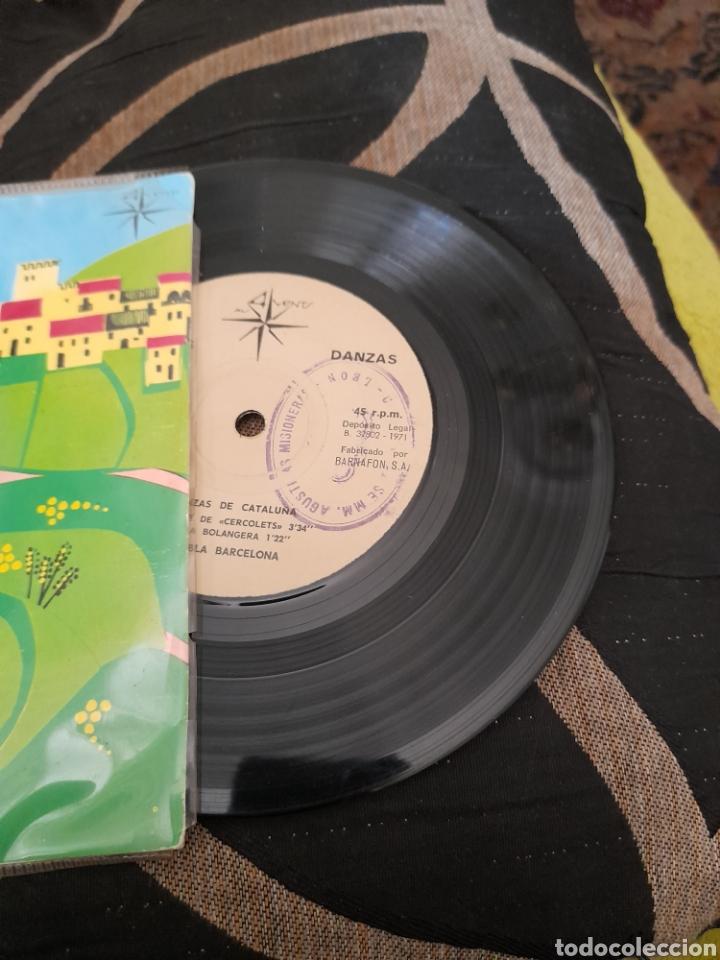 Discos de vinilo: Danzas de Cataluña, vinilo - Foto 3 - 258962930