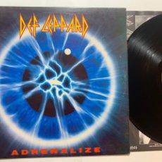 Dischi in vinile: LP DEF LEPPARD ADRENALIZE EDICION ESPAÑOLA DE 1992. Lote 258966020
