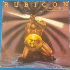 Discos de vinilo: SINGLE / RUBICON - CUIDARE DE TODO, 1978. Lote 258983215