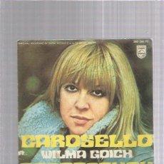 Discos de vinilo: WILMA GOICH CAROSELLO. Lote 258993285