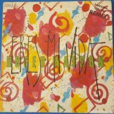 Discos de vinilo: SINGLE / ROGER WATSON - ESRE MI VIDA, 1986 PROMO. Lote 258993610