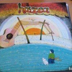 Discos de vinilo: HAIZEA LP GATEFOLD 1986 ¡¡IMPECABLE¡¡. Lote 259018595