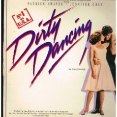Dischi in vinile: DIRTY DANCING - ORIGINAL SOUNDTRACK FROM THE VESTRON MOTION PICTURE - LP 1987. Lote 259025910