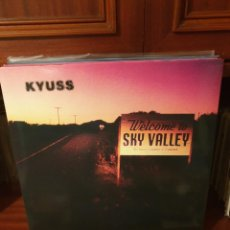 Disques de vinyle: KYUSS / WELCOME TO SKY VALLEY / NOT ON LABEL. Lote 268459494