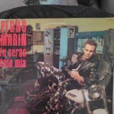 Discos de vinilo: VINILO MAXISINGLE - PEDRO MARIN - TU SERÁS SOLO MIA - MAXI SINGLE - 12. Lote 259221215