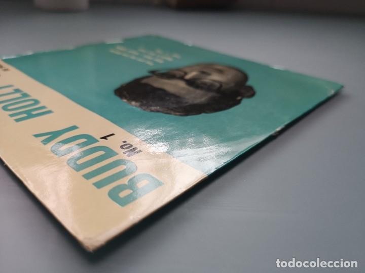 Discos de vinilo: DIFICIL EP BUDDY HOLLY Nº 1 ED INGLESA BRUNSWICK 1960 OE 9456 EDDIE COCHRAN ELVIS GENE VINCENT - Foto 3 - 259241085