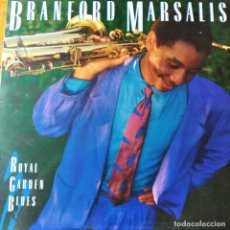 Discos de vinilo: BRANFORD MARSALIS - ROYAL GARDEN BLUES - LP. Lote 259262325