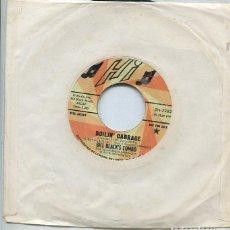 Discos de vinilo: BILL BLACK'S COMBO / TRUCK STOP / BOILIN' CABAGGE (SINGLE HI 1974 (DISC JOCKEY PROMO) USA. Lote 259277220