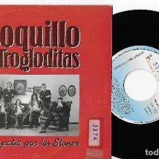 """Discos de vinilo: LOQUILLO Y TROGLODITAS 7"""" SPAIN 45 SIMPATIA POR LOS STONES 1991 SINGLE VINILO ROCK PROMO ROCKABILLY. Lote 291994113"""