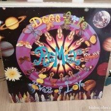 Discos de vinilo: DEEE LITE - POWER OF LOVE REMIXES - MAXI SINGLE DE 12 PULGADAS. Lote 259300615
