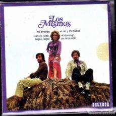 Discos de vinilo: EP LOS MISMOS MIL AMORES + 3. Lote 259303570