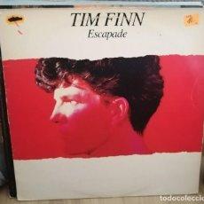 Discos de vinilo: TIM FINN-ESCAPADE LP EPIC 1984. Lote 259306080