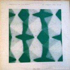 Disques de vinyle: ORQUESTA DE LAS NUBES: EL ORDEN DEL AZAR (1985). Lote 259314615