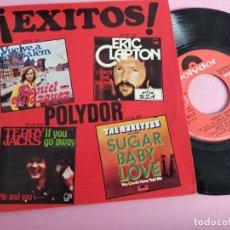 Dischi in vinile: EP EXITOS POLYDOR 1974- DANIEL VELAZQUEZ + LOS PUNTOS + DANNY DANIEL + NOEL SOTO. Lote 259729770