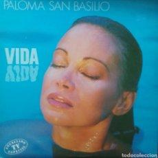 Discos de vinilo: PALOMA SAN BASILIO . LP. SELLO HISPAVOX. EDITADO EN ESPAÑA. AÑO 1988. Lote 259740620