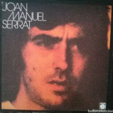 Discos de vinilo: JOAN MANUEL SERRAT . LP. SELLO NOVOLA. EDITADO EN ESPAÑA. AÑO 1993. Lote 259741715