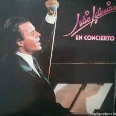 Discos de vinilo: JULIO IGLESIAS . LP. DOBLE DISCO. SELLO CBS . EDITADO EN ESPAÑA. AÑO 1983. Lote 259742455