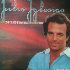 Discos de vinilo: JULIO IGLESIAS . LP. DOBLE DISCO. SELLO CBS . EDITADO EN ESPAÑA. AÑO 1979. Lote 259742830