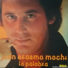 Discos de vinilo: JUAN ERASMO MOCHI. LP. PORTADA DOBLE. SELLO RCA VÍCTOR . EDITADO EN ESPAÑA. AÑO 1975. Lote 259743365
