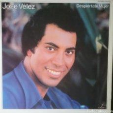 Discos de vinilo: JOSE VELEZ . LP. SELLO COLUMBIA. EDITADO EN ESPAÑA. AÑO 1984. Lote 259743895