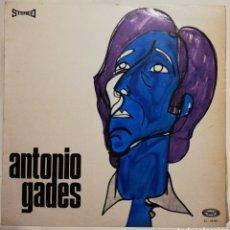 Discos de vinilo: ANTONIO GADES - LP FLAMENCO DE 1966. Lote 259771540