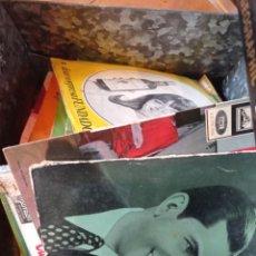 Discos de vinilo: LOTE DE 59 DISCOS VINILOS. CARLOS GARDEL, DISCO SORPRESA FUNDADOR...45 R.P.M. Lote 259777420