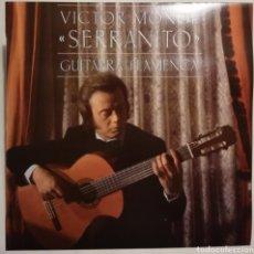 Discos de vinilo: SERRANITO - GUITARRA FLAMENCA (LP 1986). Lote 259779260