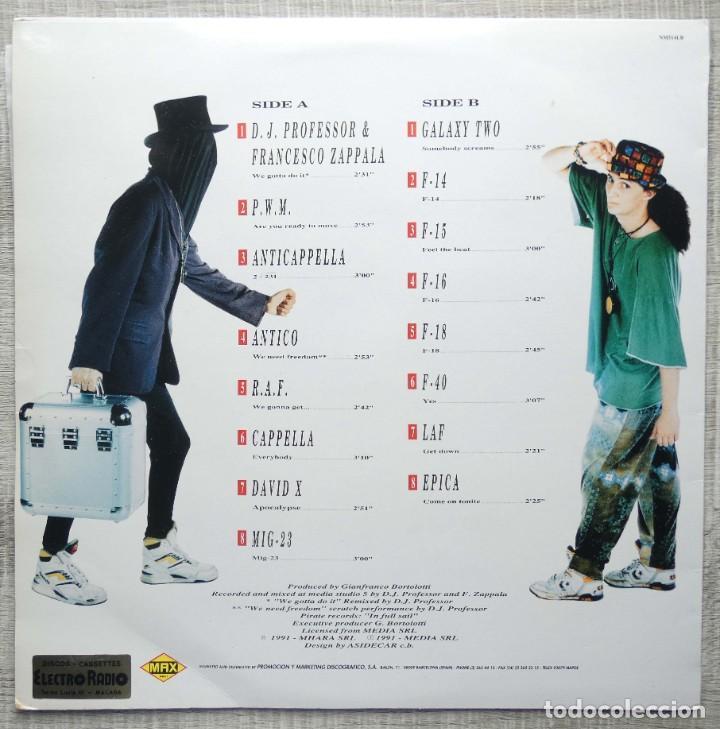 Discos de vinilo: MAQUINA RAVE COMPILATION - Foto 2 - 259779915