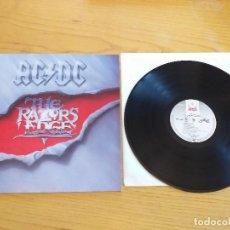 Discos de vinilo: AC DC - THE RAZORS EDGE - ATCO RECORDS 1990 GERMANY - EXCELENTE ESTADO. Lote 259797845