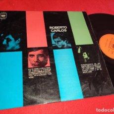 Discos de vinilo: ROBERTO CARLOS LP 1970 CBS EDICION ESPAÑOLA SPAIN. Lote 259830655