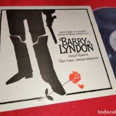 Discos de vinilo: BARRY LYNDON BSO OST LP 1976 WARNER BROS ESPAÑA SPAIN KUBRICK EX. Lote 259832990