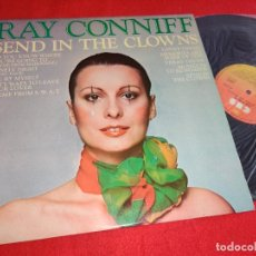 Dischi in vinile: RAY CONNIFF SEND IN THE CLOWNS LP 1978 CBS ESPAÑA SPAIN. Lote 259833990