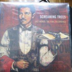 Discos de vinilo: SCREAMING TREES. LAST WORDS: THE FINAL RECORDINGS (LP). (2014). Lote 259835300