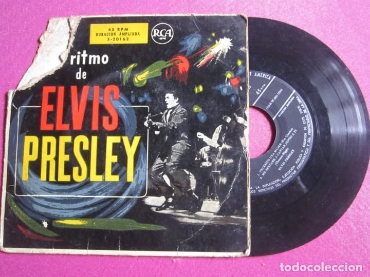 NECESITO UNA MUJER ELVIS PRESLEY EP (Música - Discos de Vinilo - EPs - Pop - Rock Internacional de los 50 y 60)