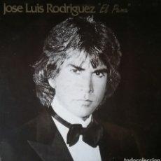 Discos de vinilo: JOSE LUIS RODRÍGUEZ EL PUMA (CANTA EN ITALIANO). LP. SELLO EPIC. EDITADO EN ITALIA. Lote 259861810