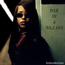 Discos de vinilo: 2 LP AALIYAH - ONE IN A MILLION - ATLANTIC 7567-92715-1 - REEDICION - NUEVO !!!*. Lote 269986028