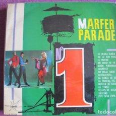 Disques de vinyle: LP - MARFER PARADE Nº 1 - DESFIOLE DE EXITOS (VARIOS) (SPAIN, MARFER 1965). Lote 259901435