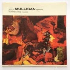 Discos de vinilo: GERRY MULLIGAN QUARTET FEATURING CHET BAKER – GERRY MULLIGAN QUARTET JAPAN,1978. Lote 259943800