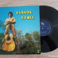 Discos de vinilo: CLAUDE STOLL..LP.1979. Lote 259983340
