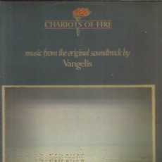 Dischi in vinile: VANGELIS CHARIOTS FIRE. Lote 259999320