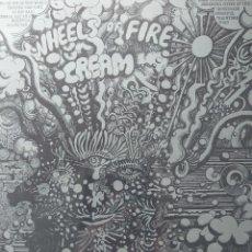 Discos de vinilo: CREAM LP DOBLE 2 DISCOS SELLO POLYDOR EDITADO EN ESPAÑA AÑO 1977, EDICCION COLECCIONISTAS. AÑO 1977. Lote 260021350