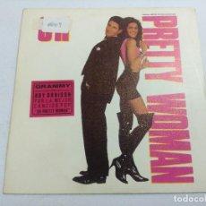 Disques de vinyle: PRETTY WOMAN/ROY ORBISON/SINGLE.. Lote 260040505